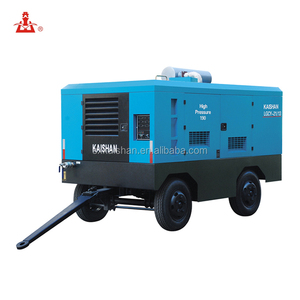Patented rotor type high efficient high pressure screw air compressor