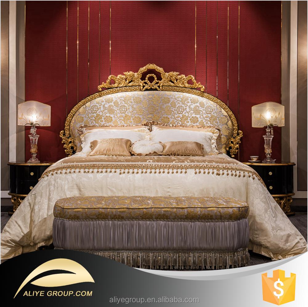 Ds 7545 luxury cl ssico estilo italiano mobili rio novo for Mobilia italia