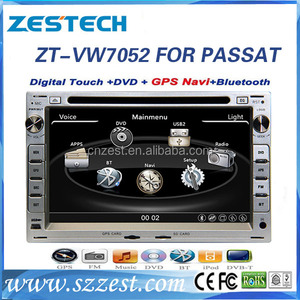 car dvd gps for vw passat b5 car dvd with rearview camera SD card with map Parking sensor Digital TV Box