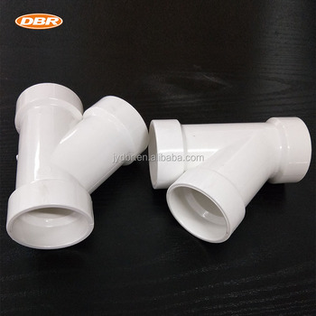 White 1 5 Inch Pvc Pipe Name Cross Fitting Certificated Cupc Offer End Cap