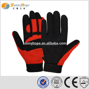 Sunnyhope Truck Driver Gloves,Driving Gloves 4543 Safety