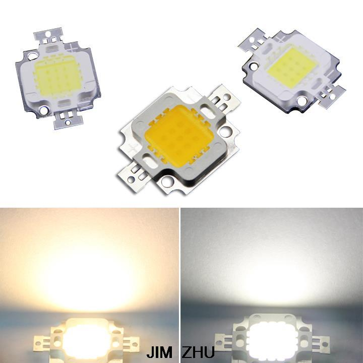 1pc 10w 20w 30w 50w 100w White/warm White 24x40mil Smd Led Bead Chips For High Power Led