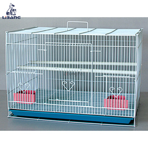 Wholesale Folding Metal Bird Breeding Cage