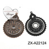 High Quality Jewelry Cabochon Settings Without Stone (we can inlay the rhinestone for custome)