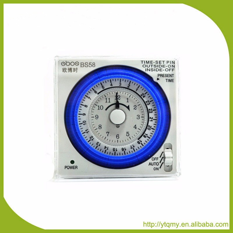 High Quality of BS58 Mechanical Timer