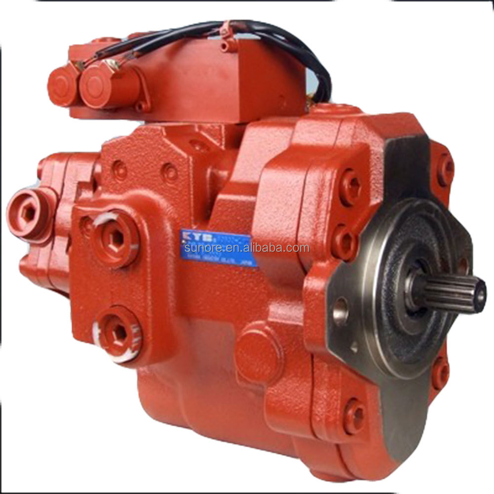 Quality Assured PSVD2-17E-20 Hydraulic Main Pump for Excavator VIO50 VIO55 172961-73102