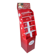 Produkte display schnell stehen regal wellpappe papier display <span class=keywords><strong>paket</strong></span>