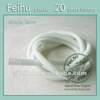 white plastic drain pipe 16mm