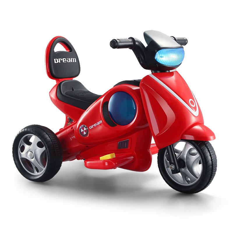 china sale rechargeable battery three wheel motorcycle for kids for sale