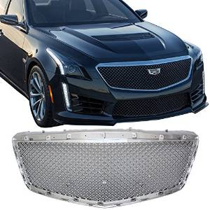 Cheap cadillac cts chrome grill, find cadillac cts chrome grill