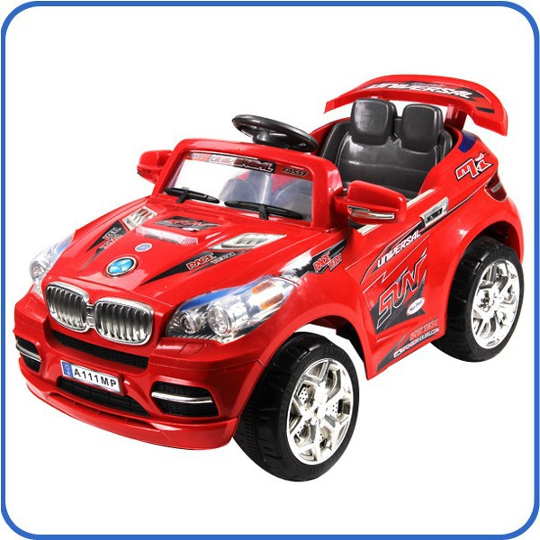 Kids Battery Powered Race Car