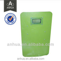 military steel bulletproof shield for police