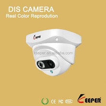 high quality plastic case for indoor Dome hd 1000TVL CCTV Camera