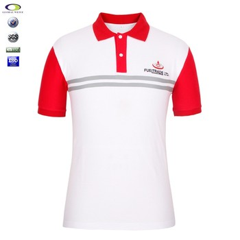 Cheap custom embroidery mens uniform vary color polo for Cheap custom embroidered polo shirts