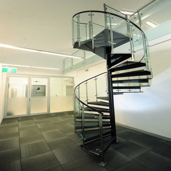 Glass Spiral Staircase, Glass Spiral Staircase Suppliers And Manufacturers  At Alibaba.com