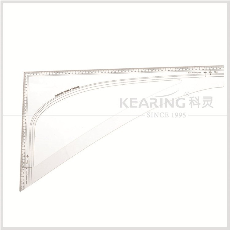 French Ship Curve Design Drafting Scale Sewing And Dress Making 600 Mm Arts Crafts Sewing Sewing Notions Supplies Tape Measures Rulers