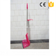 housewares plastic long handle household broom extendable broom and dustpan set