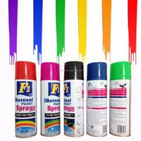 F1 Handy Spray Paint Aerosol Paint Fast Drying Paint