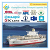 20/40ft Container Shipping Forwarder Sea rates from China to Haifa Israel
