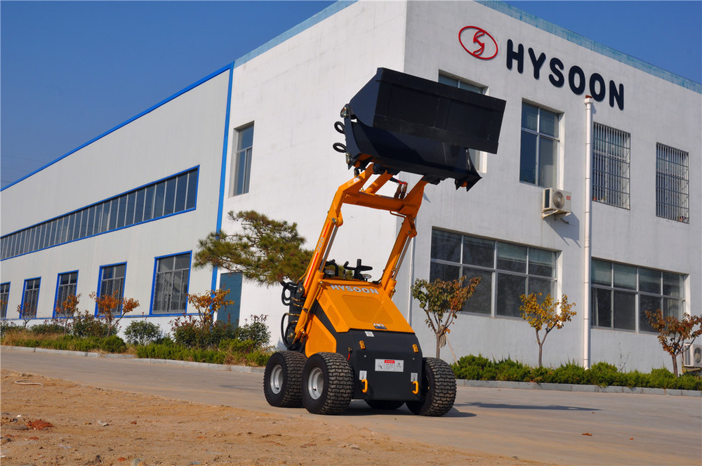 hysoon mini skid loader for sale