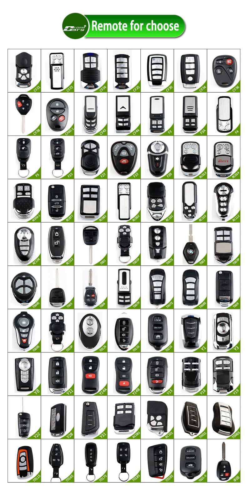 2016 Universal One Way 13 Pin Malaysian Car Alarm System Diy Install Generic Wiring Diagram