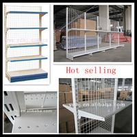 Shop racks and shelves/wire mesh shelf/wide shelving unit