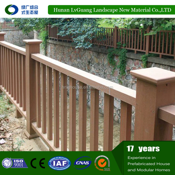 Popular Cheapest Modern Wpc Wooden Railing Buy Wood