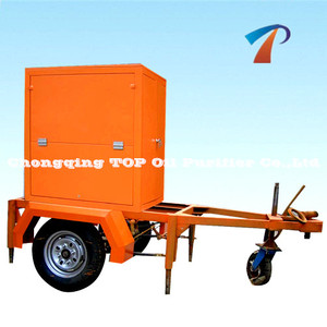 TOP Car Types Closed Transformer Oils Treatment Plant, Insulation Oil Restoring Equipment