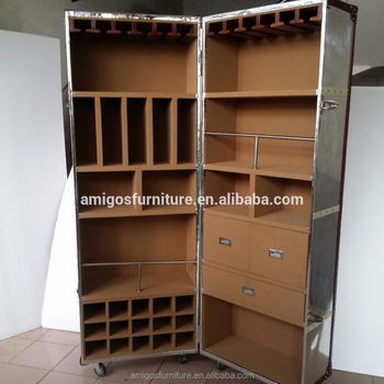 Antique Wine Cabinet For Dining Room