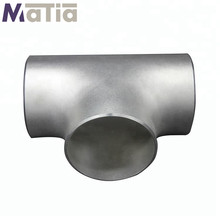 In acciaio inox concentrici reducerhy draulic materiali three way <span class=keywords><strong>tee</strong></span> idraulico tubo ad alta pressione raccordi