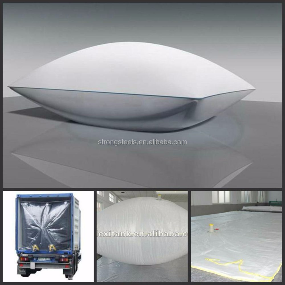 Qingdao bulk molasses storage 24000L flexitank with heating pad