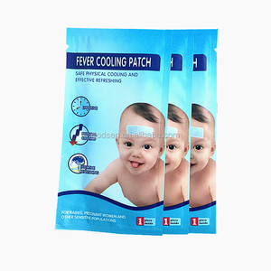 Fever Cooling Relief Patch/Ice/Medical Pad for Baby