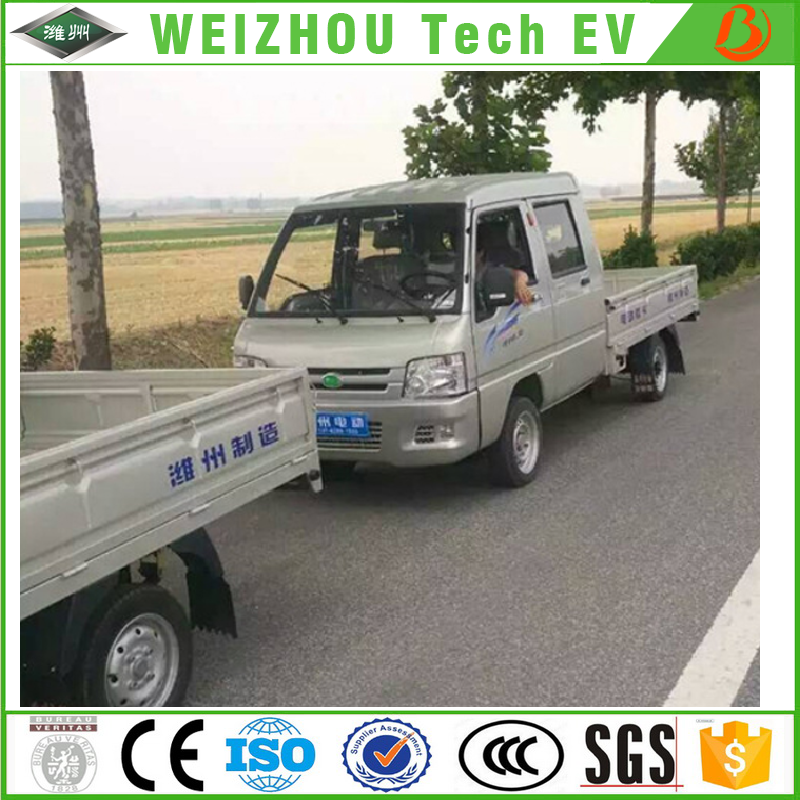 2017 Hot Sales dry cargo box truck van