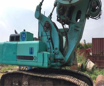 Used Condition Jint Sg46a Pile Foundation Construction Equipment Used Jint  Sg35 Hydraulic Diaphragm Wall Grab - Buy Used Condition Jint Sg46a