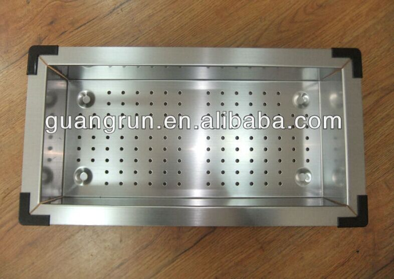 Unique Design Stainless Steel Hand Made Kitchen Sink Gr-4523 - Buy Custom  Made Kitchen Sinks,Household Hand Made Sink,Stainless Steel Custom Made ...