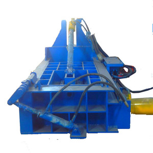 Car body baler baling machine for scrap steel metal for sale