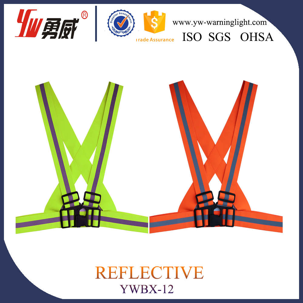 Factory Sale!!! High Quality Military High Visibility Motorcycle Reflective Vest
