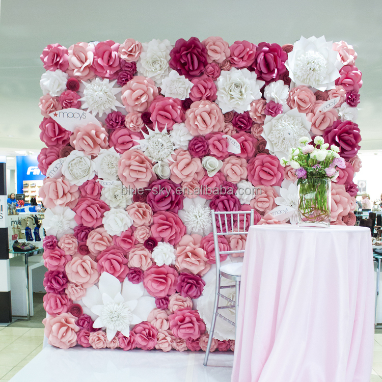 paper flowers wedding paper wall flowers paper flowers for scrapbooking
