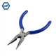5inch Long Nose Pliers Cutting Clamping Pliers Multi-purpose Electrical Wire Cable Cutters Needle Nose Pliers