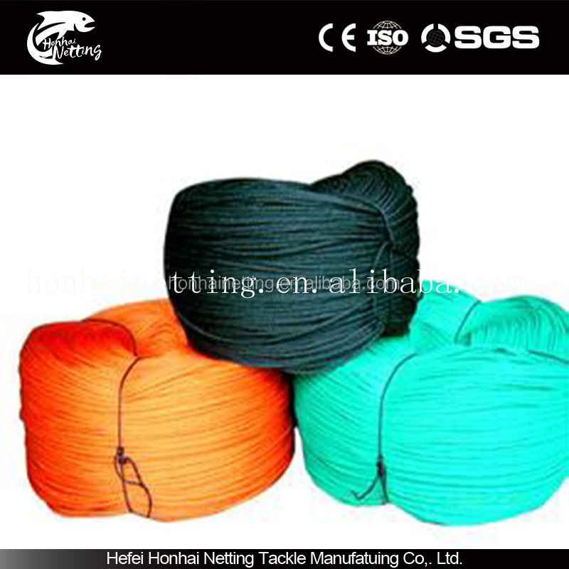 High Strength Standard Fast Delivery fishing nets twine and rope Wholesaler from China
