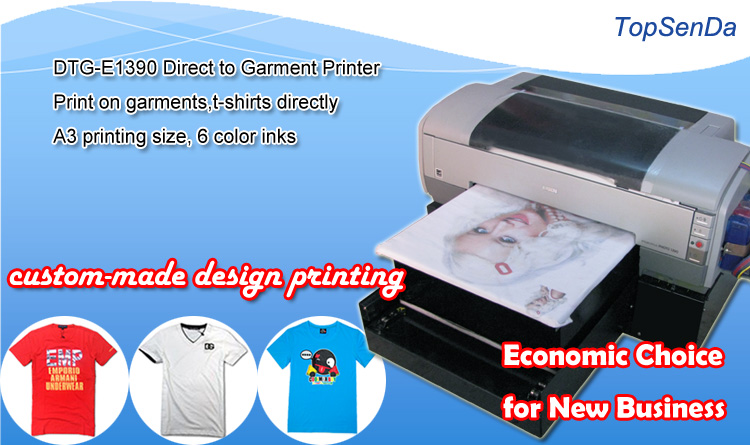Digital 6 Color CHEAP T Shirt Printing Machine Prices In India