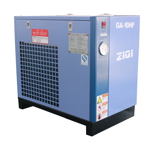 Air Cooler Refrigerated Compressed industrial freeze air dryer