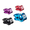 3D Forged Alloy 28.6*31.8*45mm Bike Parts Anodized Colors Handle Bar Stem Mountain Bike Handlebar Stem Bicycle Stem
