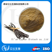 ISO Manufacturer Supply Pure Vanilla Extract