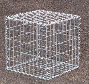 Decorative Hot-dipped Galvanized/PVC Coated Welded Wire Mesh Gabion Stone Box for Retaining Walls