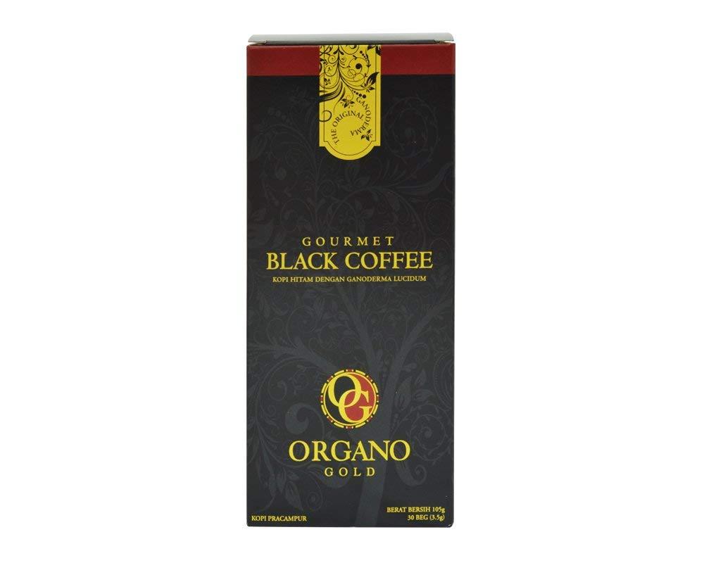 3 Box Organo Gold Gourmet Black Coffee , Organo Gold Black Coffee Organic 100% Certified , Organo Gold Instant Coffee , Organo Gold Black Coffee