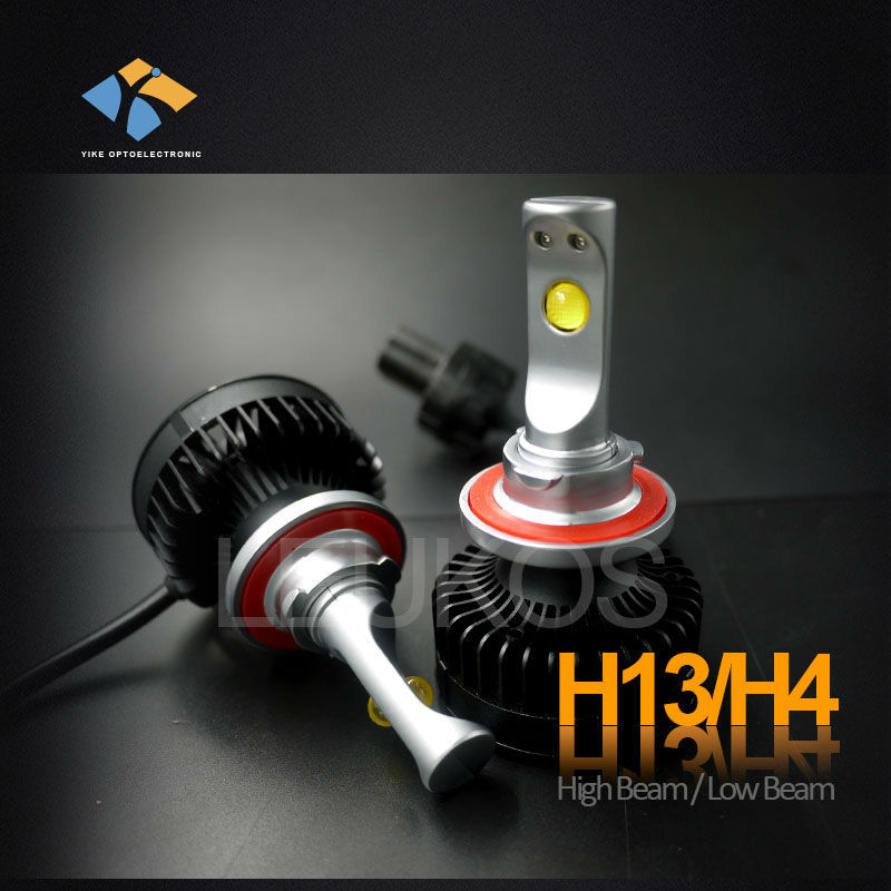 Geniues Factory 2X45W H1 h4 H13 h7 h11 9005 9012 Xenon HID led Replacement Bulbs | Hi/Low 5000K