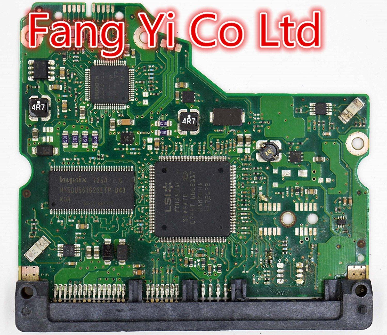 HDD PCB for Seagate Logic Board/Board Number: UJAJ-6 PCB 100466824 REV C B A/100468979/100534274/100468976/100468975/ST31000340AS/1TB/7200rpm.11