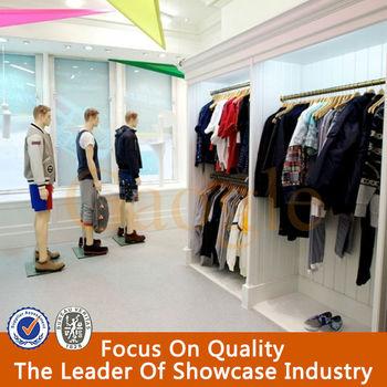 Alibaba Cheap Price Clothing Showcase Clothing Store Furniture Garment Shop  Interior Design