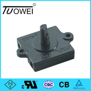 6A TUV,UL certificated electric fan rotary switch for juicer